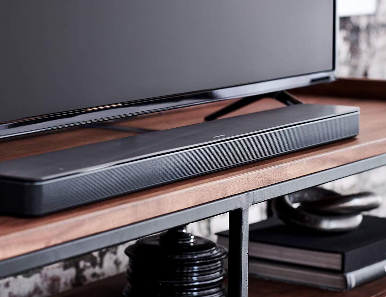 Bose Soundbar 500 Alexa Voice Control Soundbar