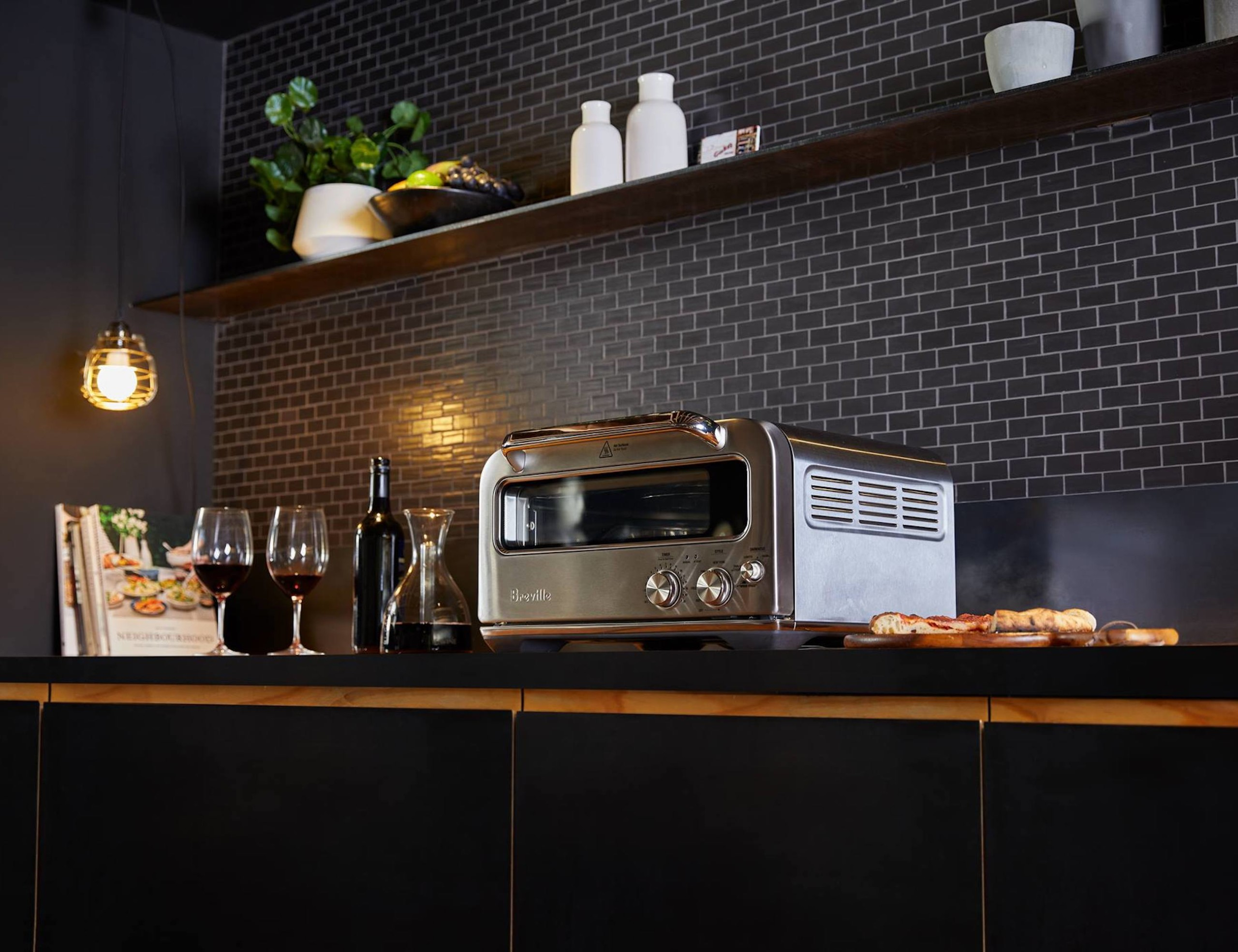 Breville Pizzaiolo Smart Countertop Pizza Oven