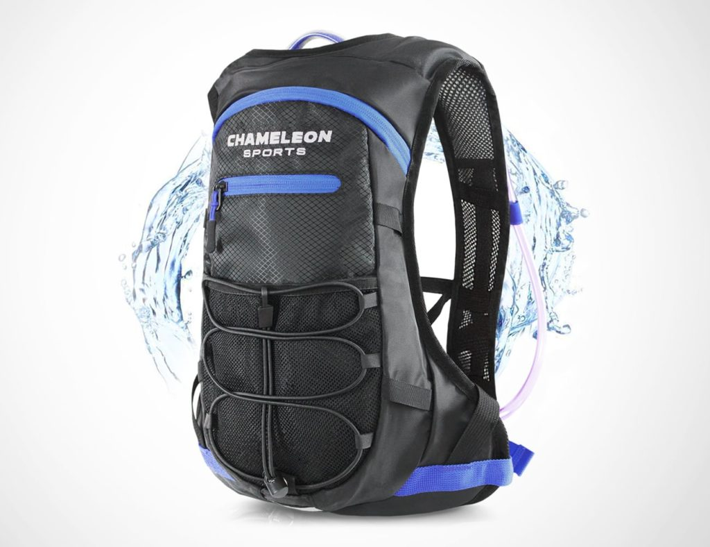 Chameleon+Sports+Lightweight+Hydration+Backpack