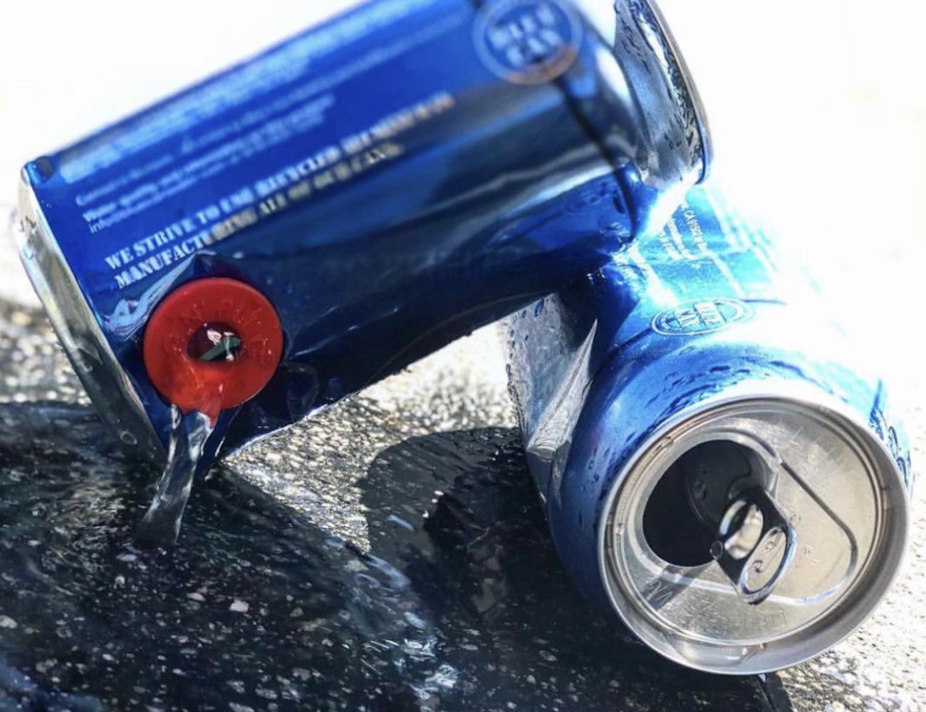 Chug n' Plug Beer Chugging Keychain