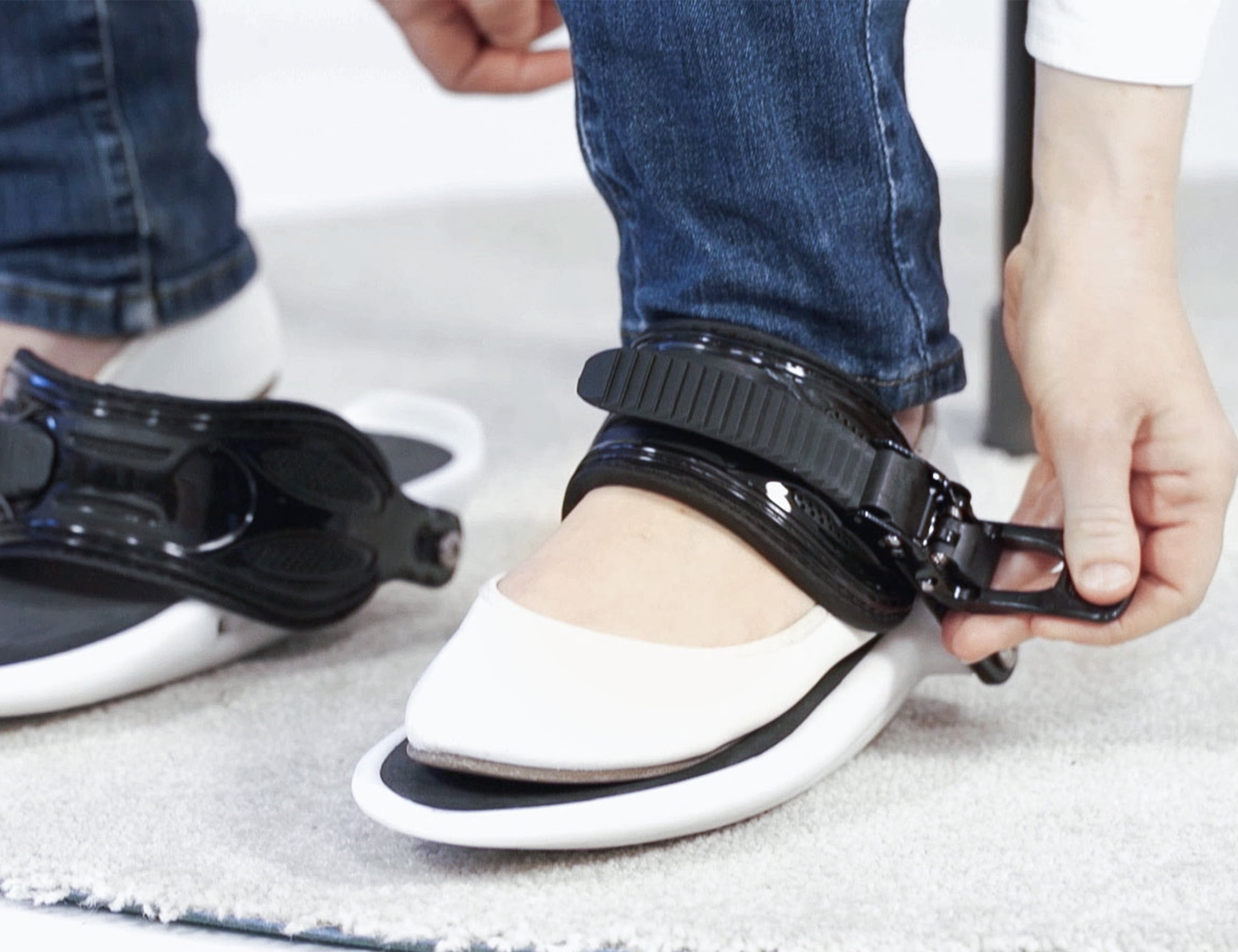 Cybershoes Virtual Reality Gaming Shoes