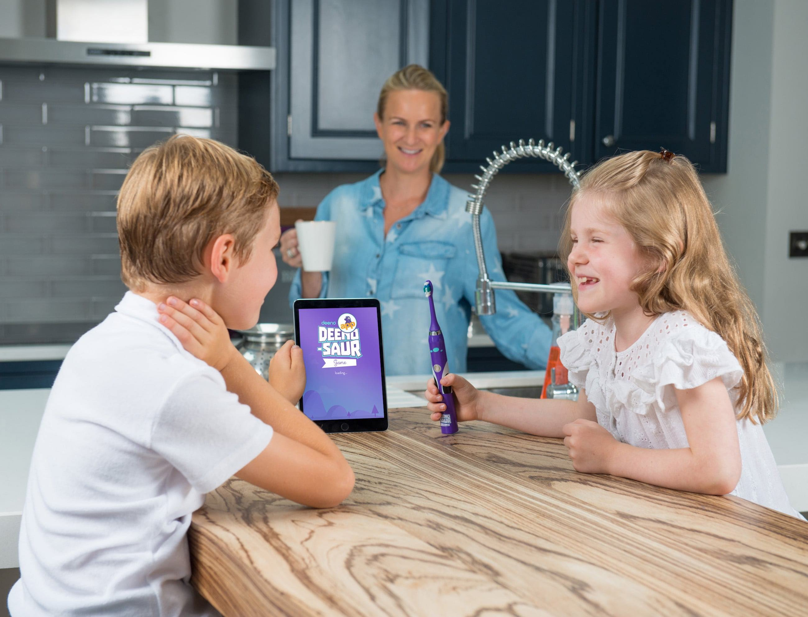 Deeno-saur Kids Smart Electric Toothbrush