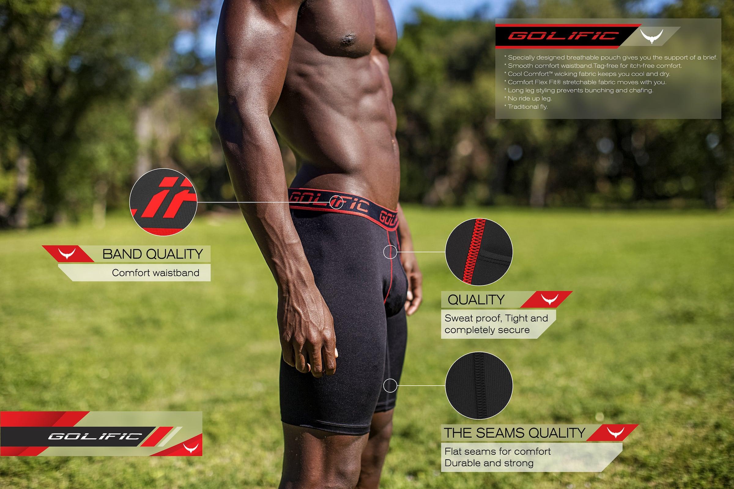 DualClimate Temperature Regulating Underwear