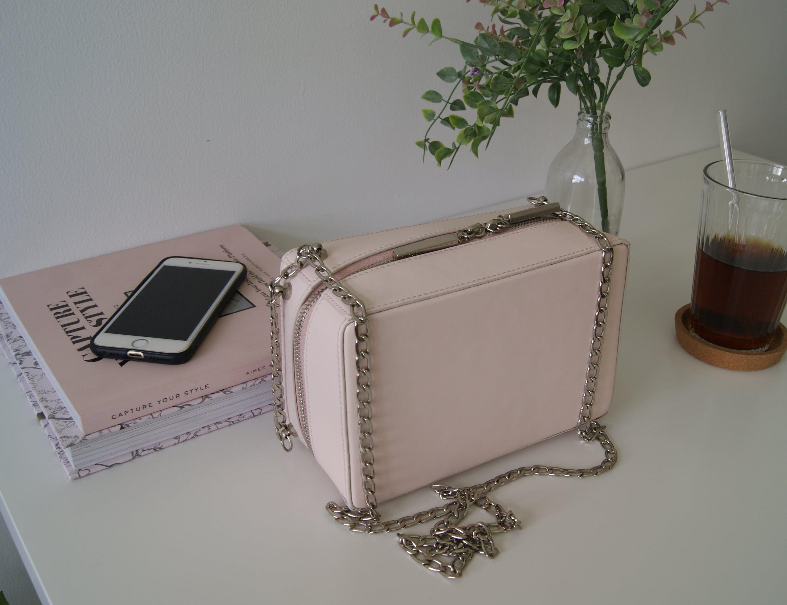 EMERGE Tumble 3-in-1 Minimal Leather Bag