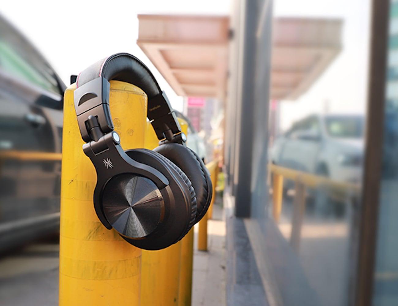 FUSION Wireless DJ Headphones