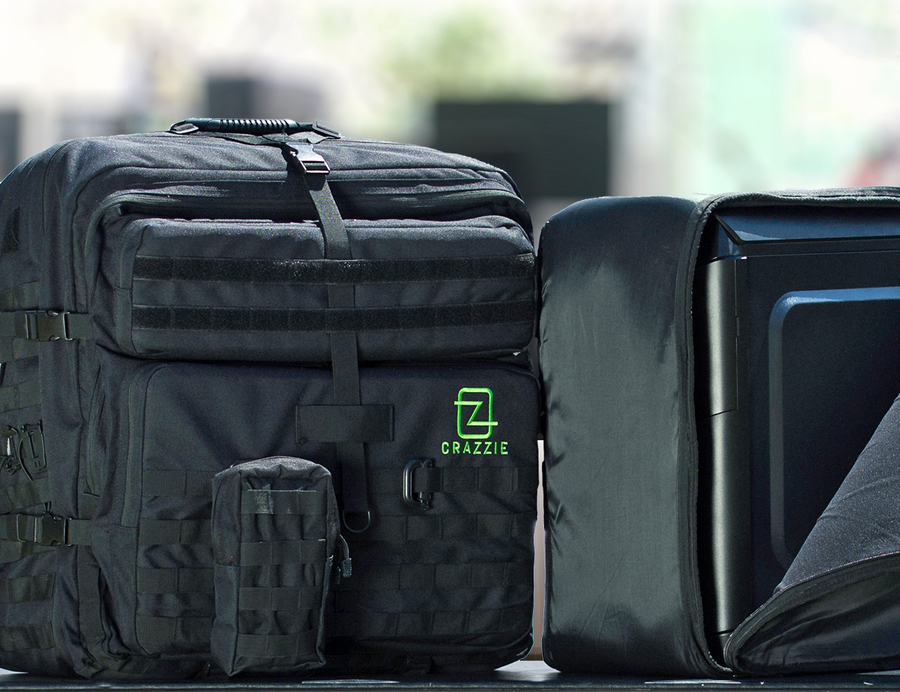 GTR1 Large Tech Gear Backpack