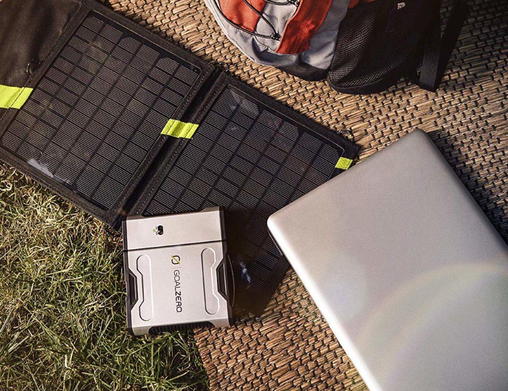 Goal+Zero+Sherpa+50+Solar+Recharging+Kit
