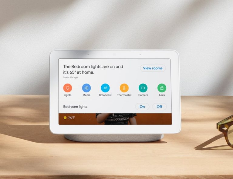 Nest+Hub+Smart+Display+gives+you+access+to+all+your+smart+devices