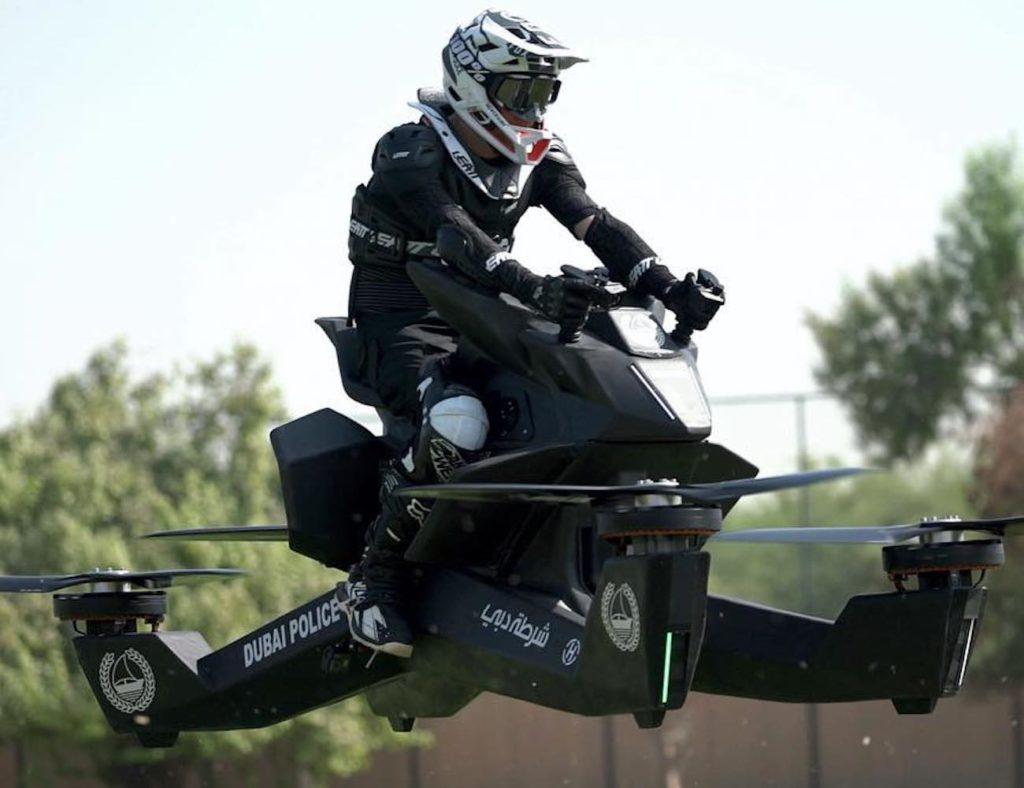 Hoversurf+S3+eVTOL+Hovebike+Drone