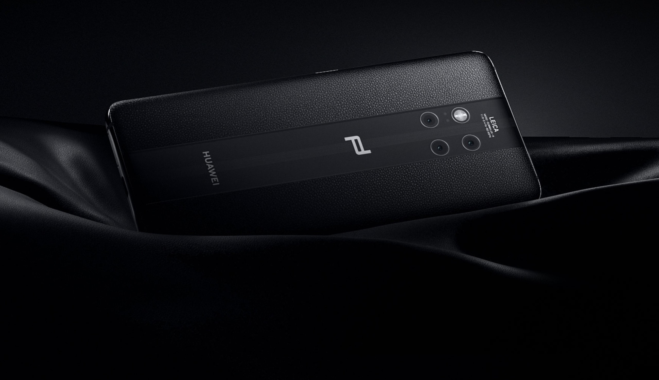 Huawei x Porsche Design Mate 20 RS