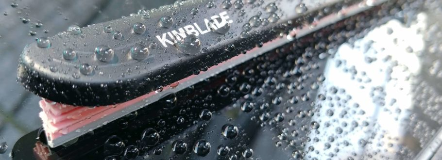 KIMBLADE will keep your windshield clean and clear