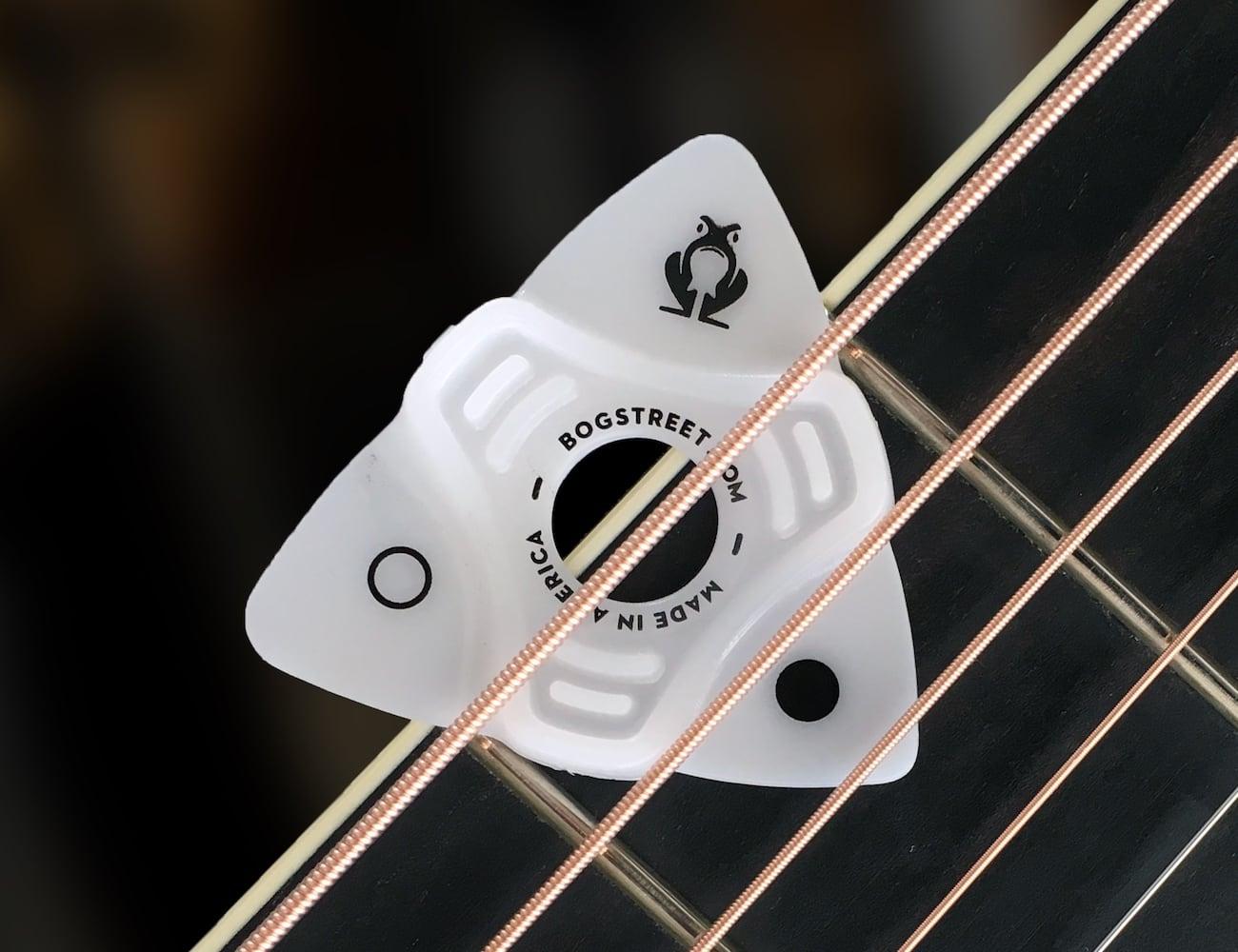LEAP Ergonomic Guitar Picks