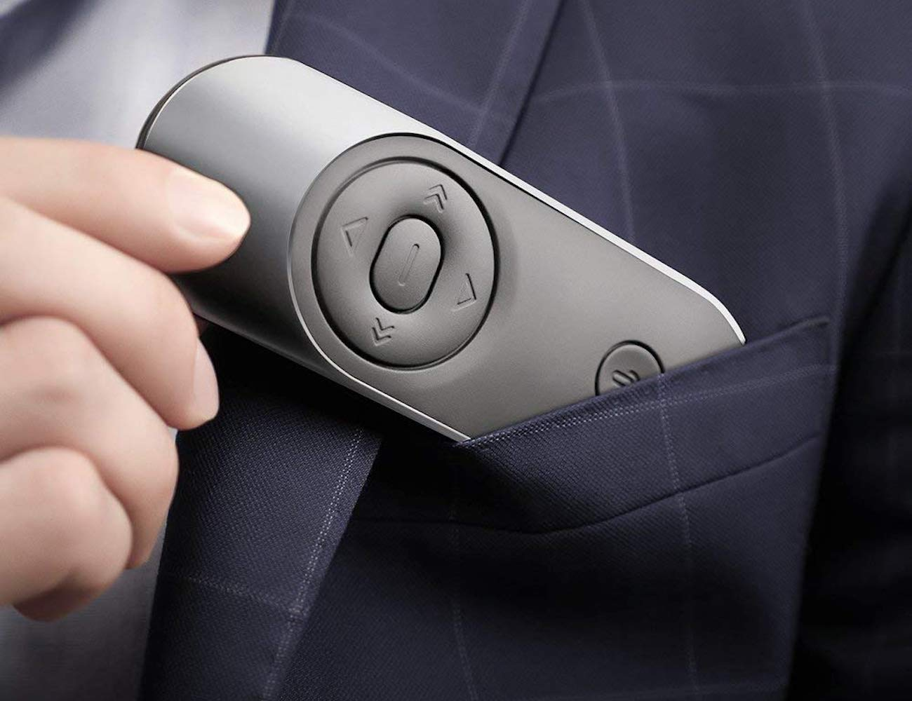 Luxtude Multifunctional Presenter Remote