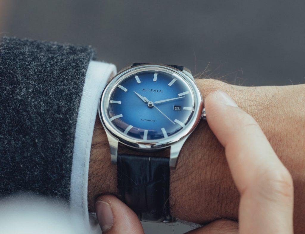 MILENEAL+Prestige+Automatic+Dress+Watch