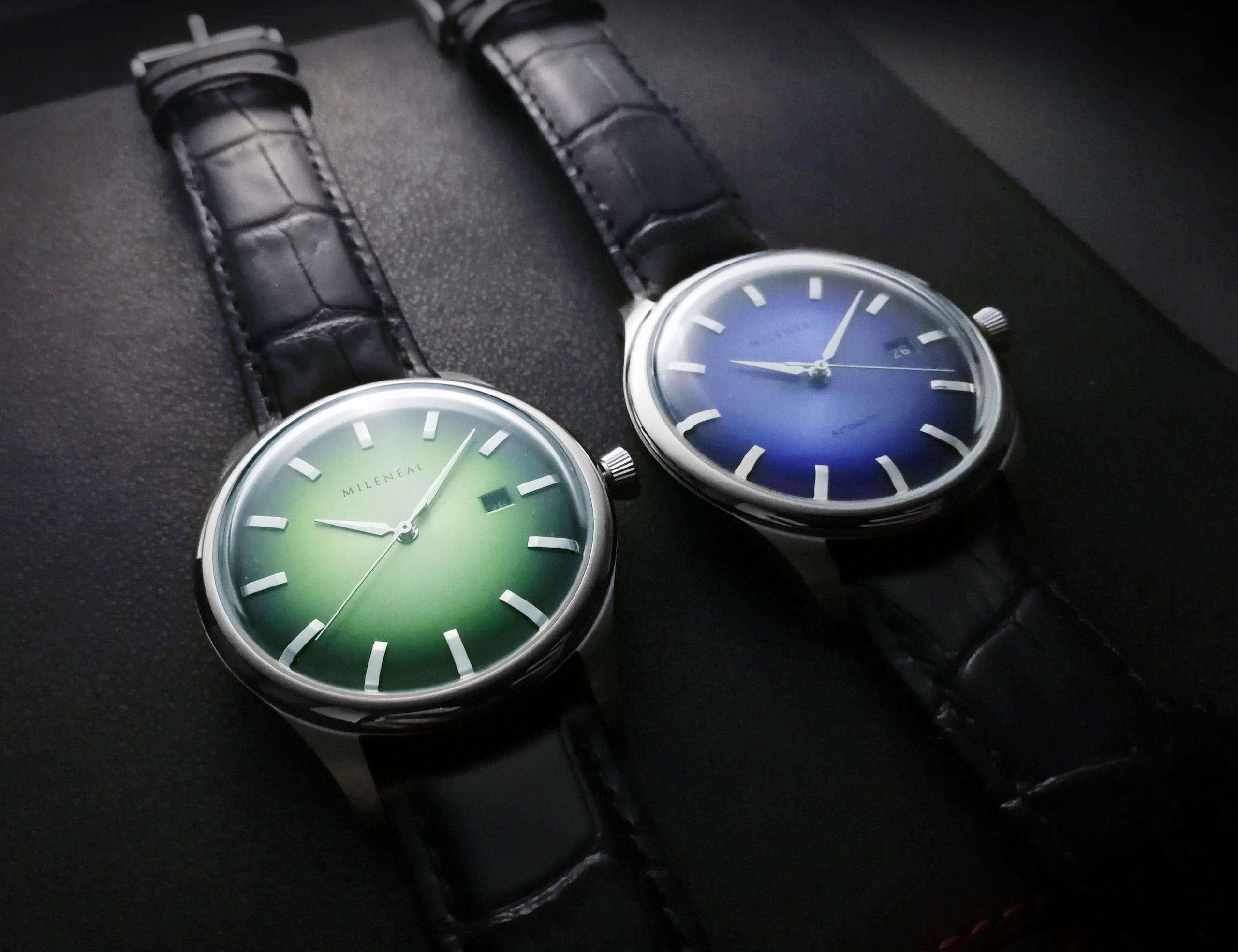 MILENEAL Prestige Automatic Dress Watch