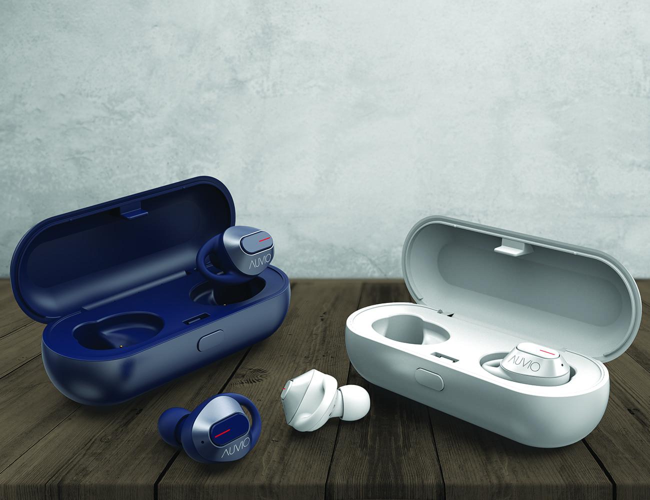 AUVIO MOTION+ Lightweight True Wireless Earbuds