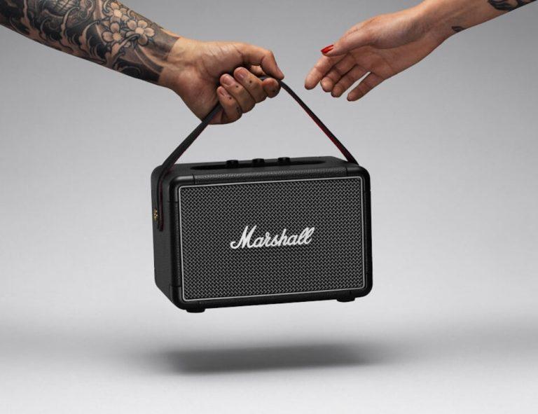 Marshall+Kilburn+II+Portable+Bluetooth+Speaker