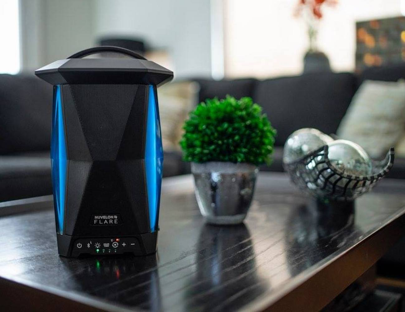 Nuvelon FLARE Wireless Lantern Speaker