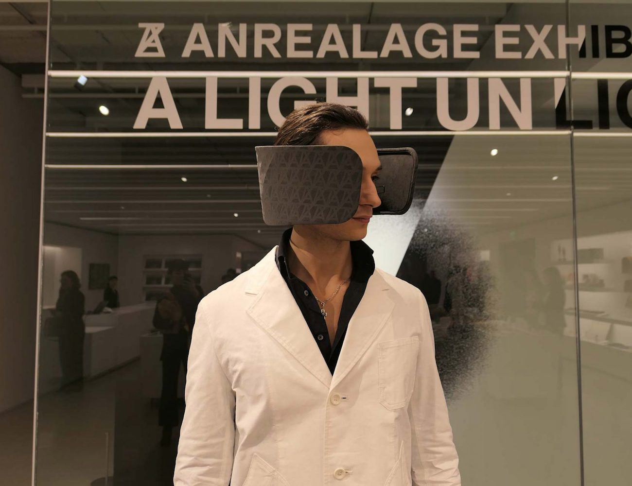 Panasonic Wear Space Wearable Concentration Blinkers