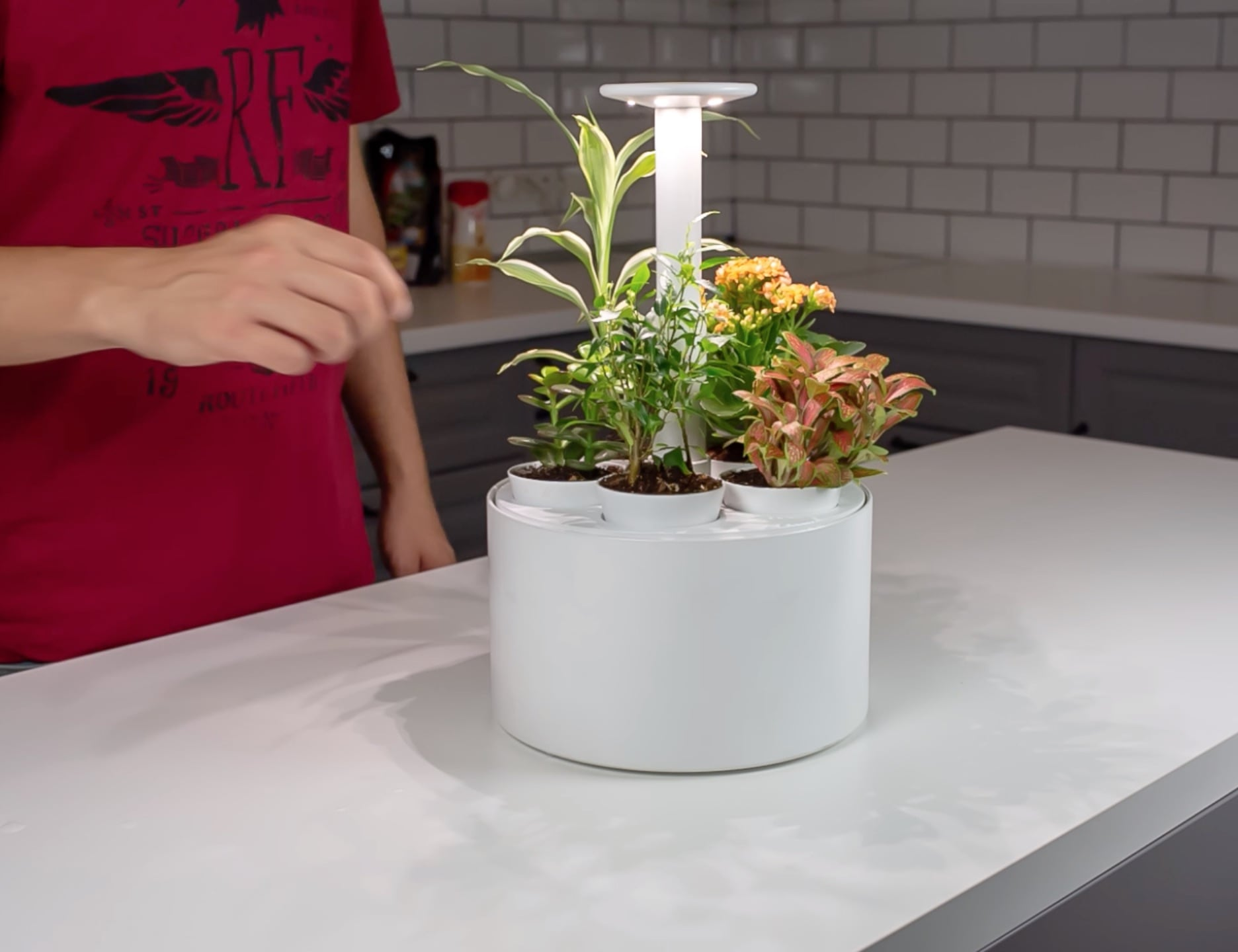 Plantone Smart Mini Indoor Garden
