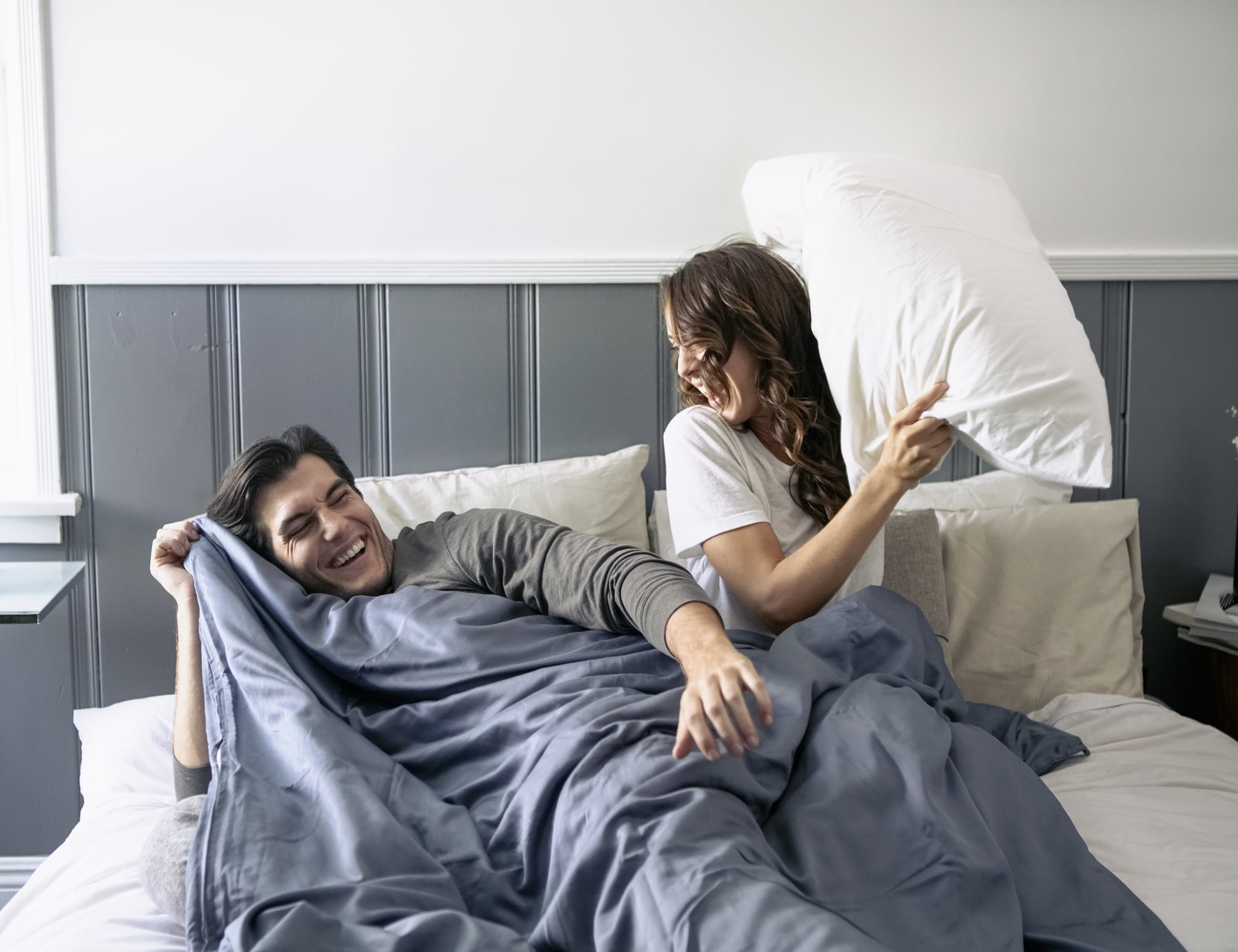 Reviv Affordable Eco-Friendly Weighted Blanket