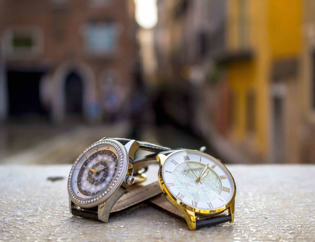 Rialto+Collection+Handmade+Murano+Glass+Watches