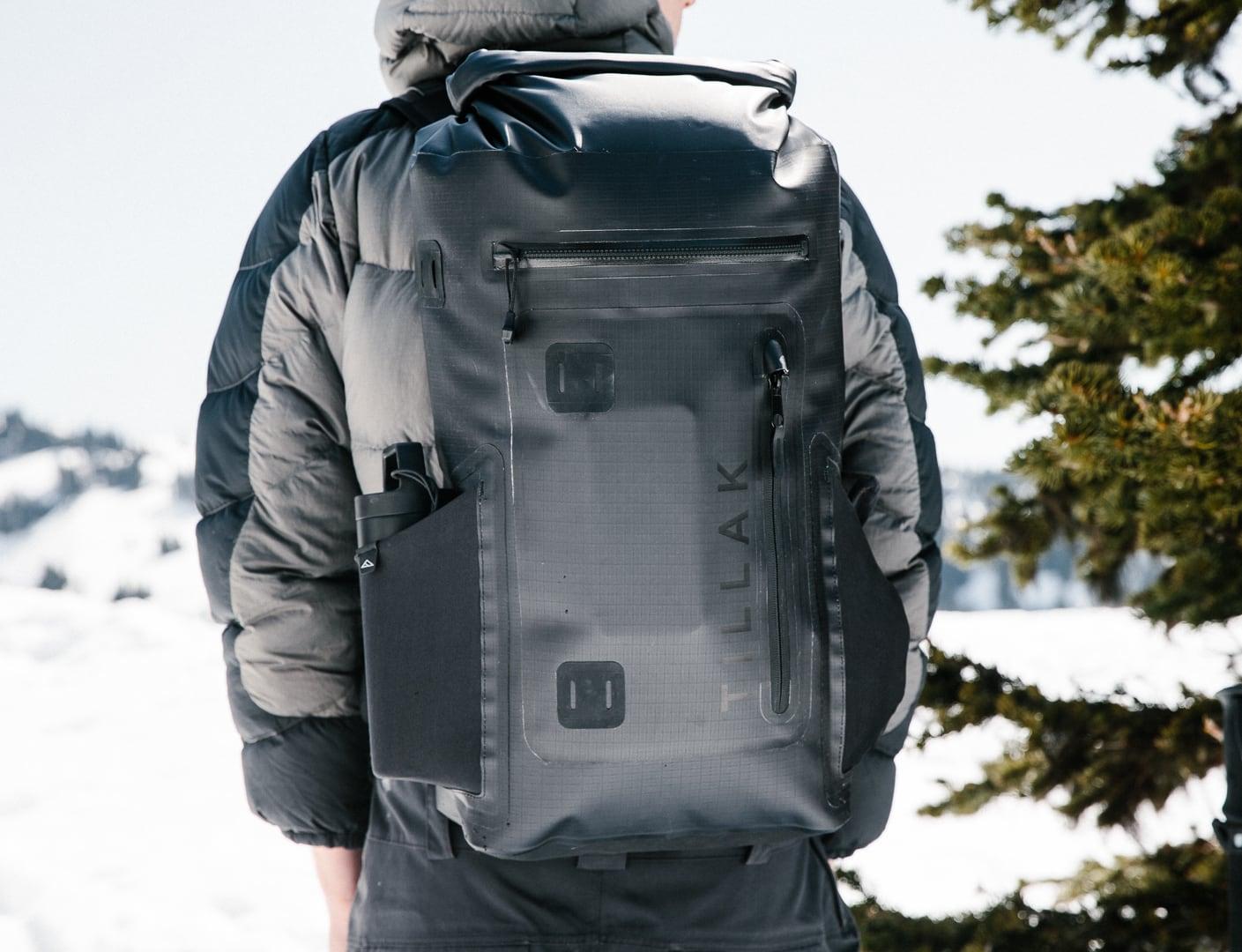 Tillak's Siletz Modular Carry System