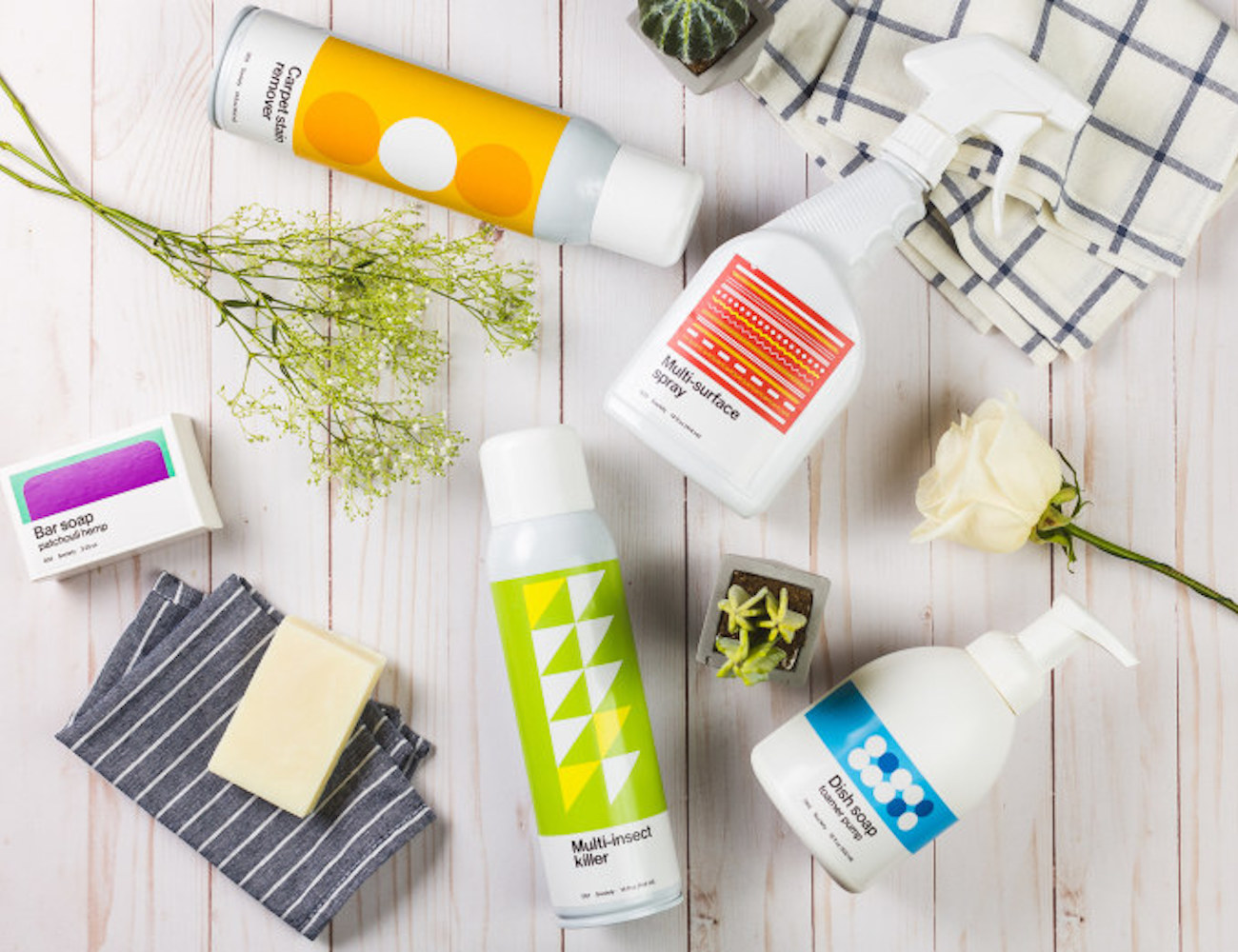 Society Products Premium Home Essentials