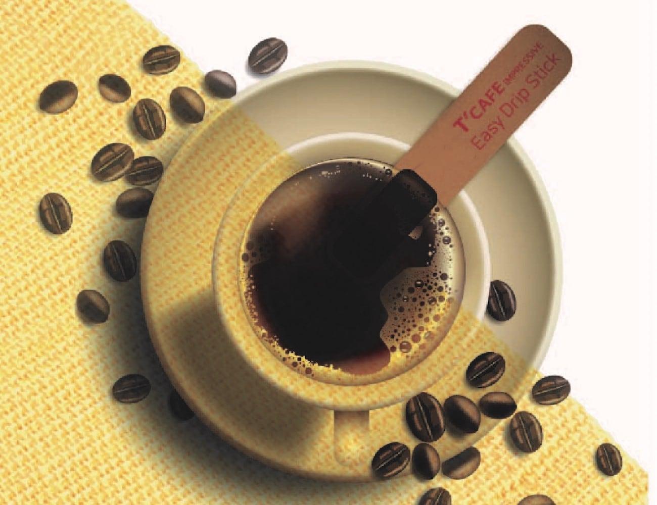 T'remo Drip Stick Coffee