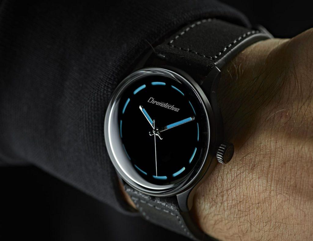 The+Blackest+Swiss+Made+Self-Winding+Watch