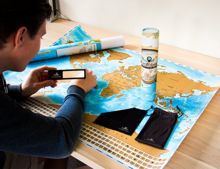 Travelscratches+Travel+Tracker+Scratch+Off+World+Map