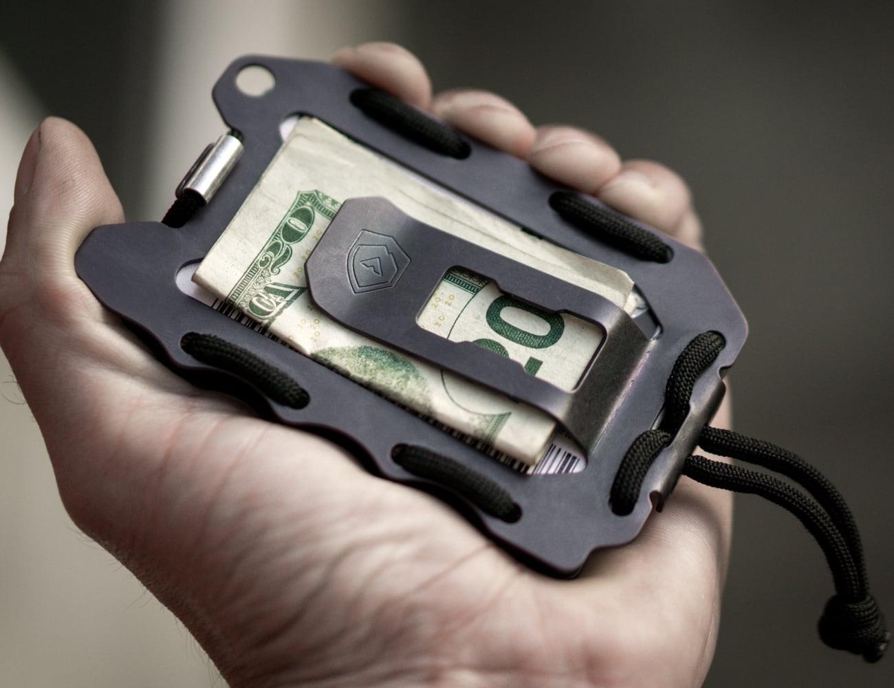 Trayvax OG 2.0 Multifunctional Metal Wallet