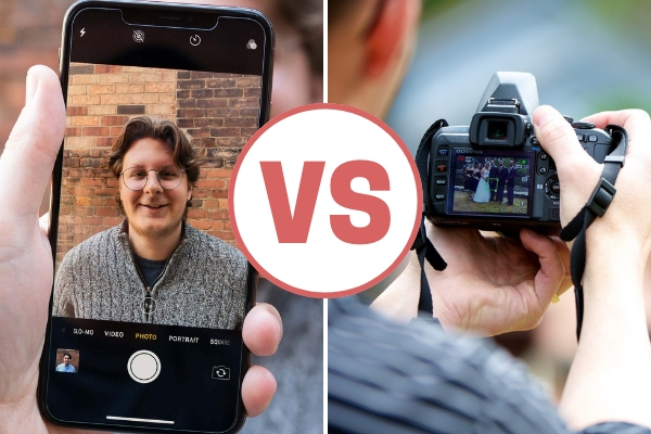 Is the iPhone Xs better than a DSLR? » Gadget Flow