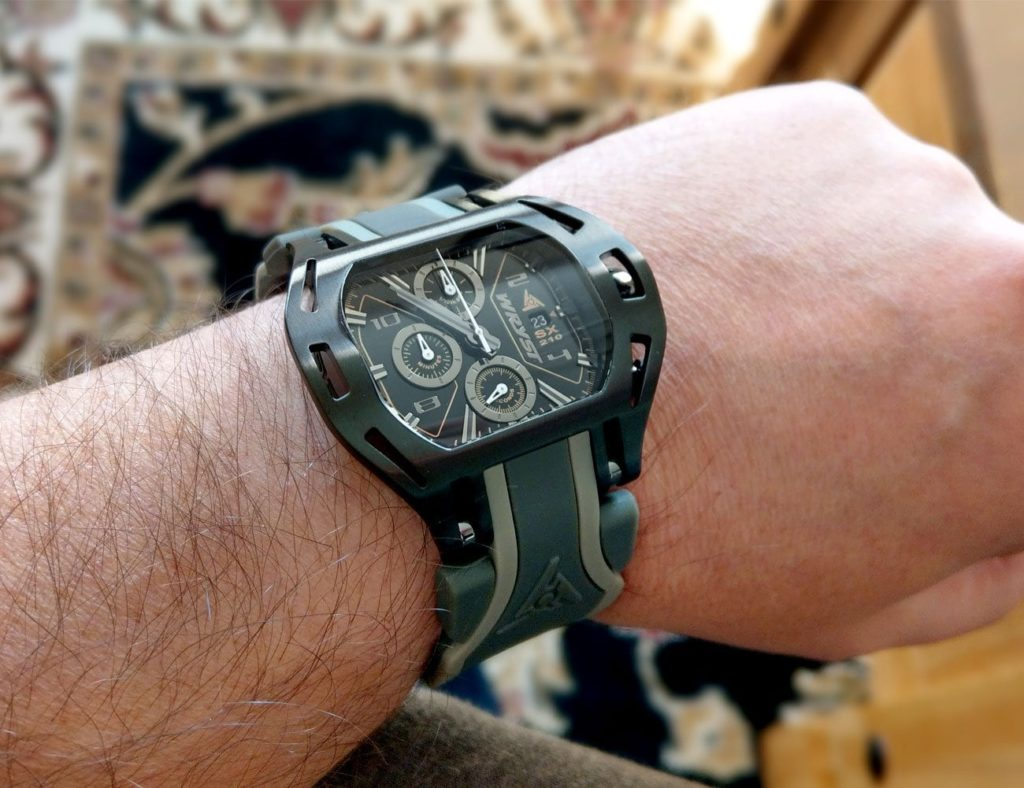 Wryst+Force+SX210+Limited+Edition+Swiss+Watches