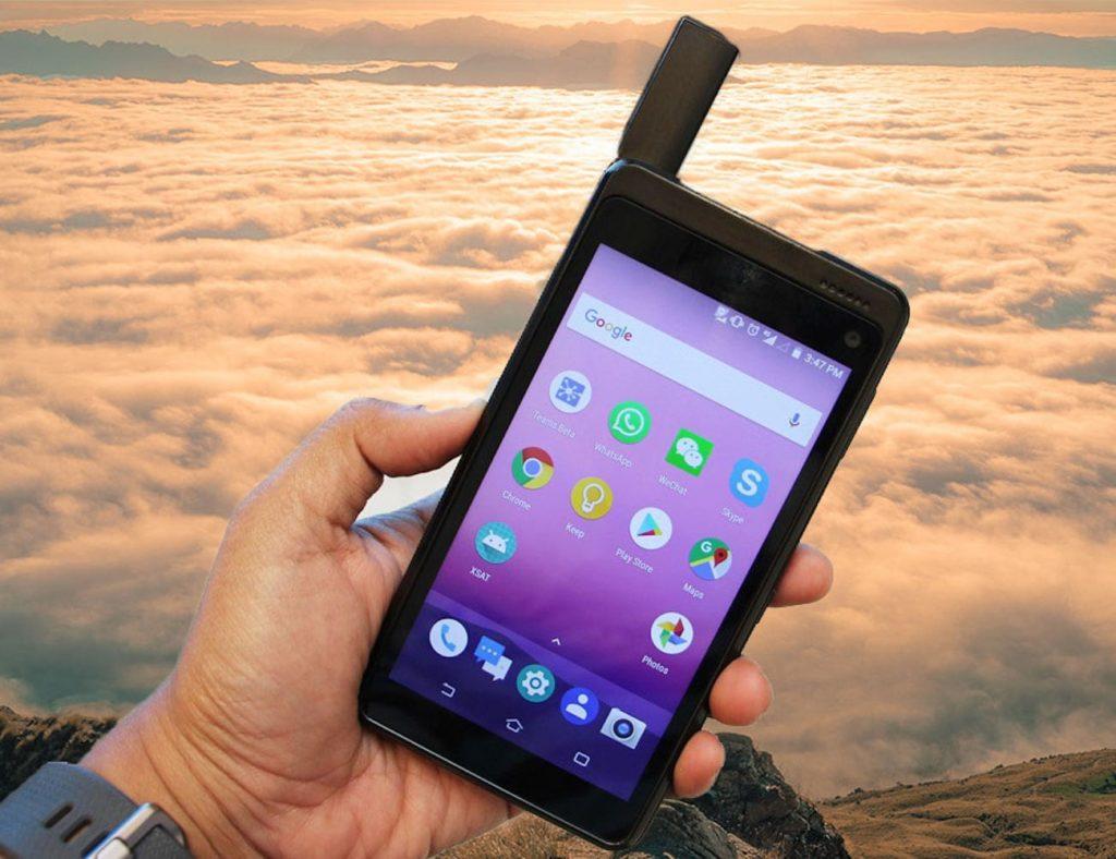 Xplore+X7+Rugged+Android+Satellite+Smartphone
