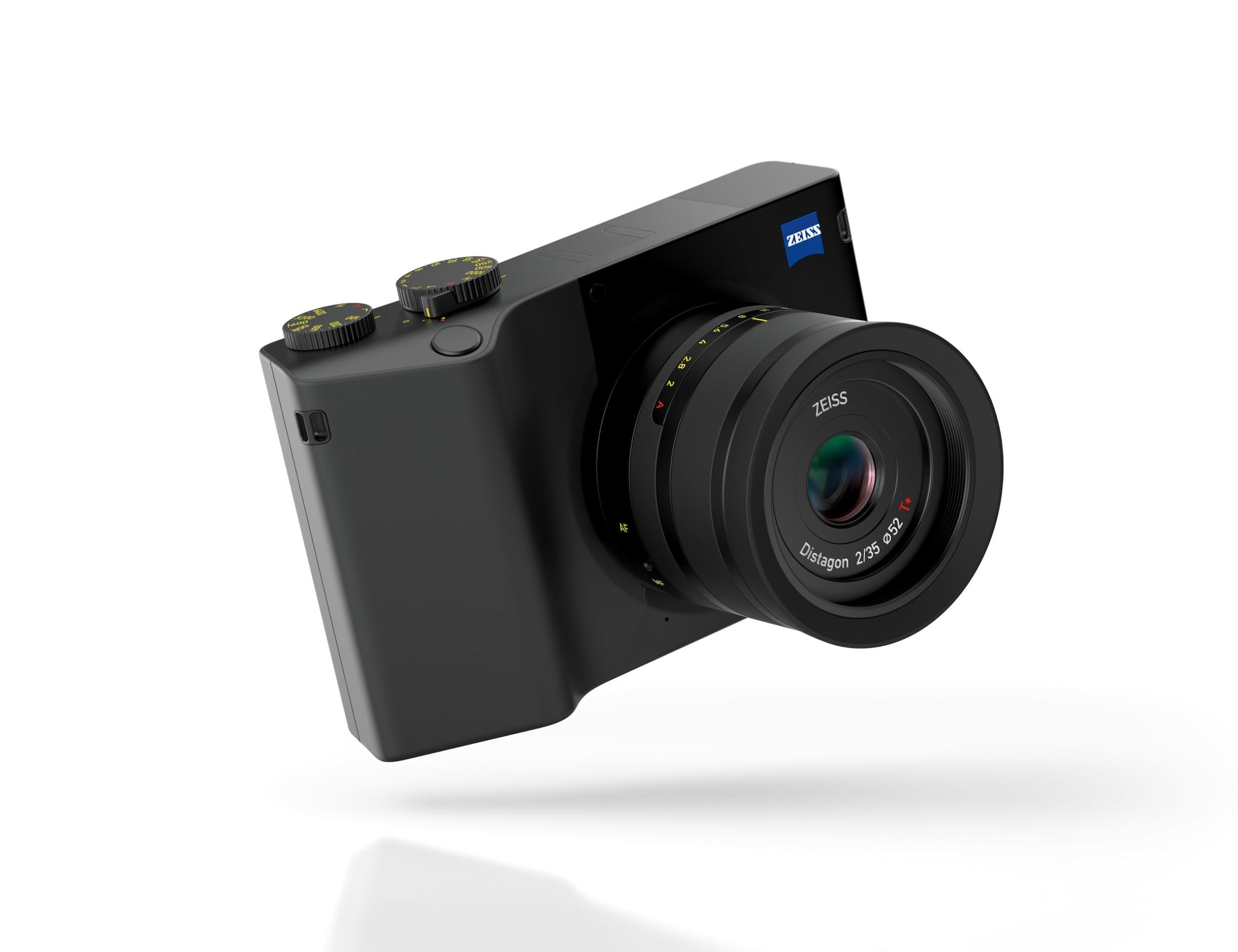 ZEISS ZX1 Full-Frame Compact Digital Camera