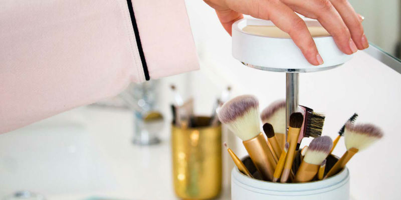 Makeup Brush Sanitizer