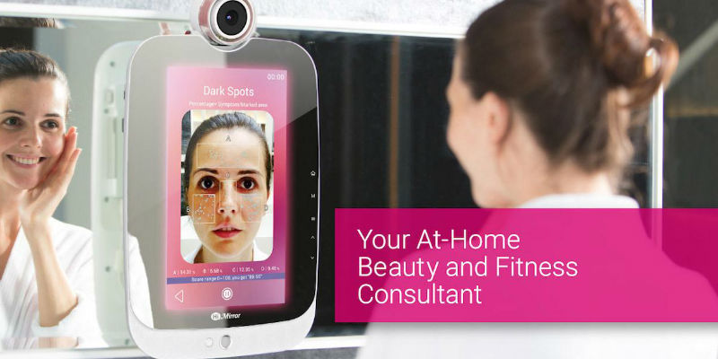 Smart Beauty Mirror