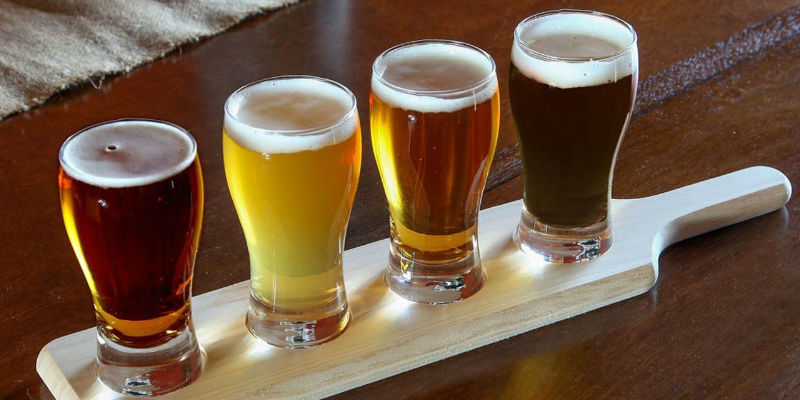 Beer Flight Sampler Set
