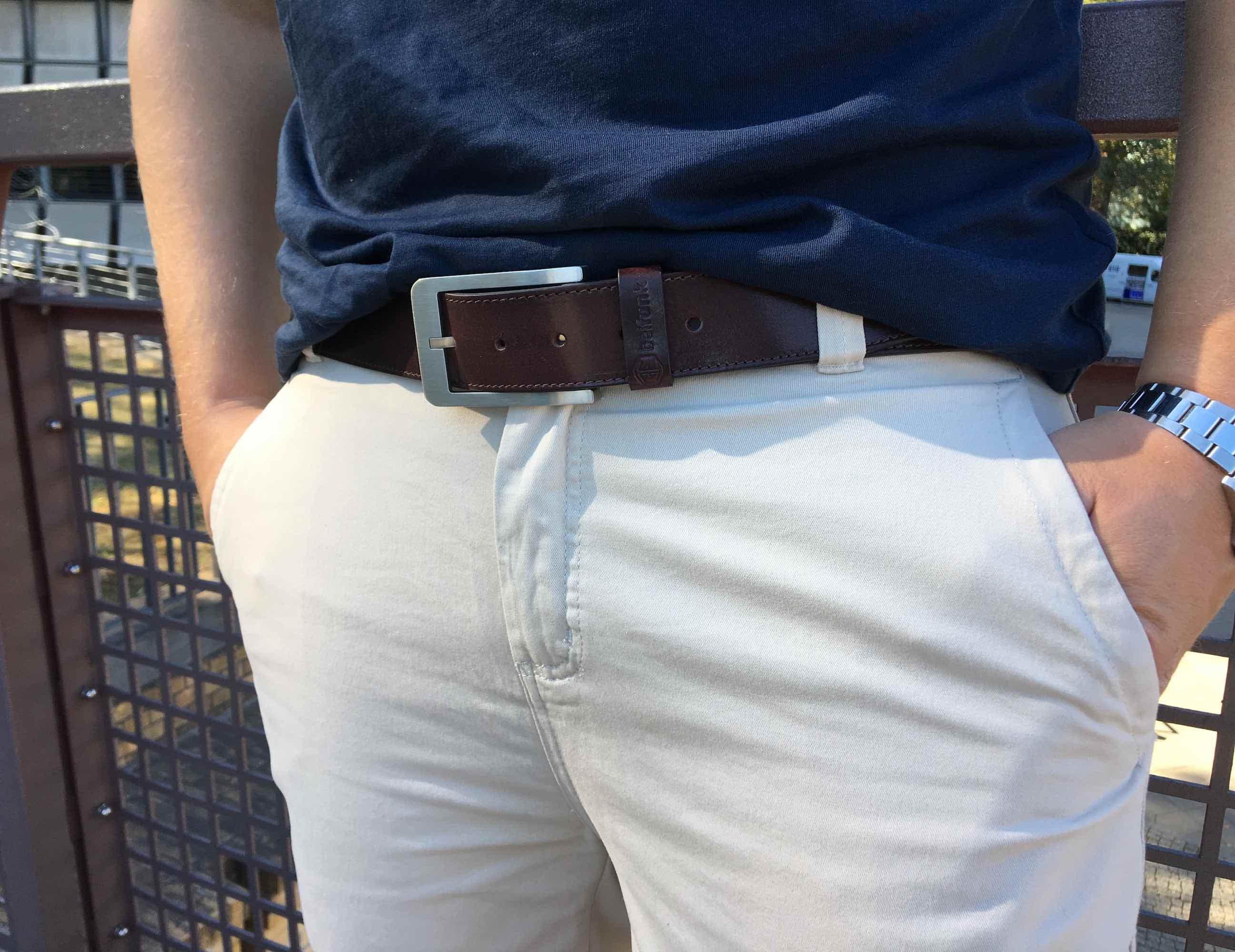 belfunk Button Holding Belt