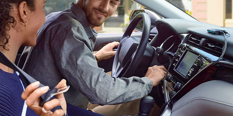 Auto Alexa Car Accessory