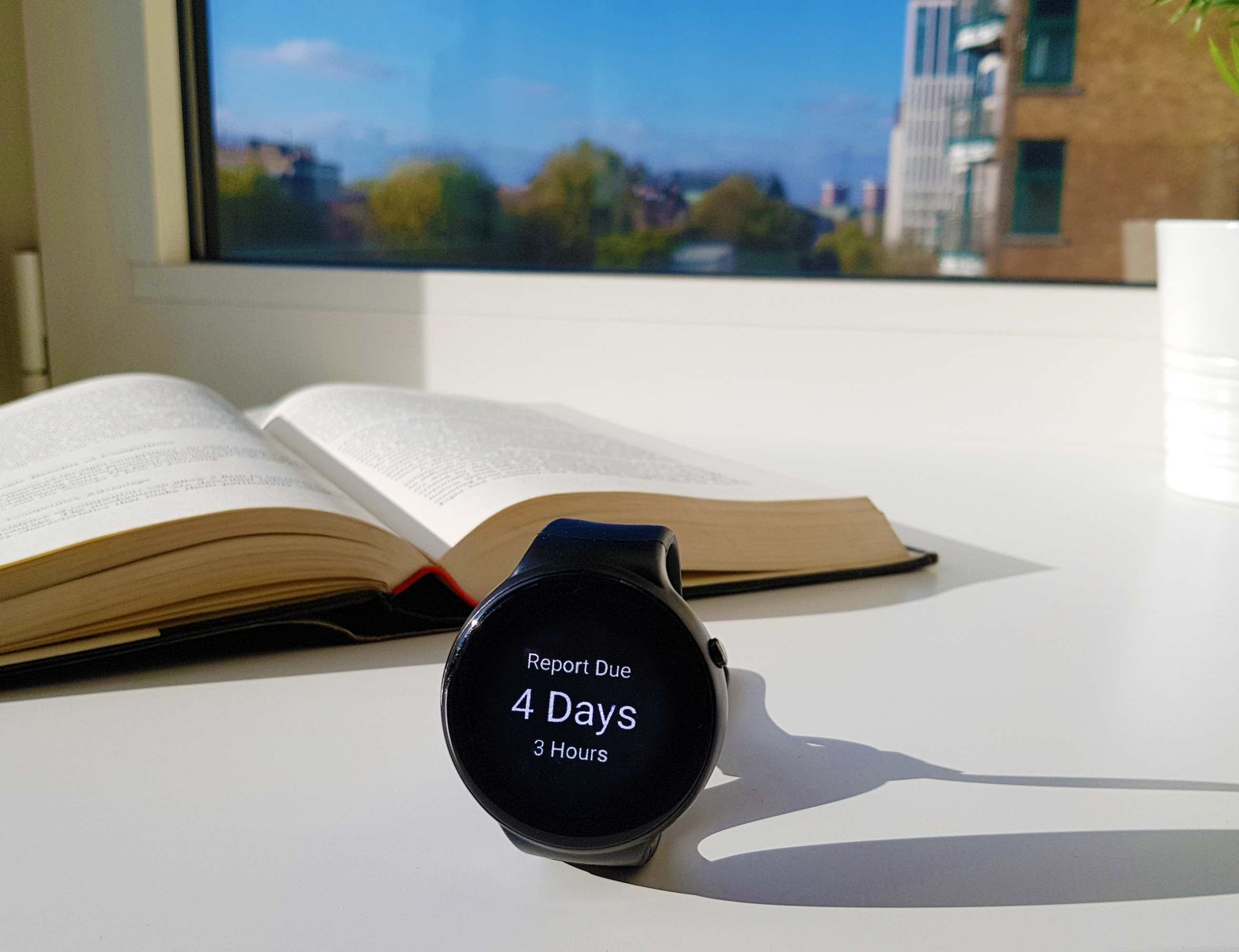 emit Minimalist Productivity Smartwatch