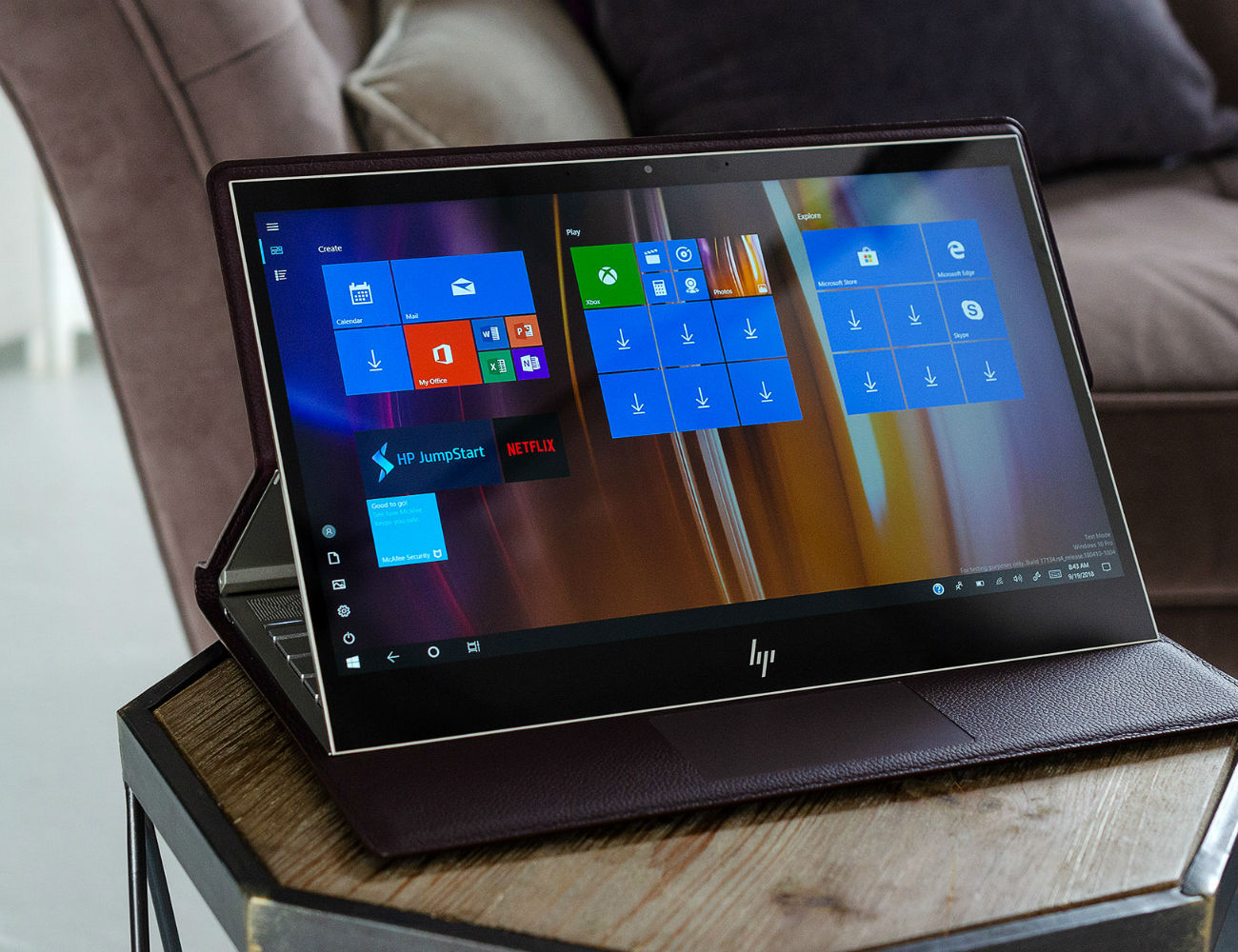 HP Spectre Folio 13 All Leather Laptop