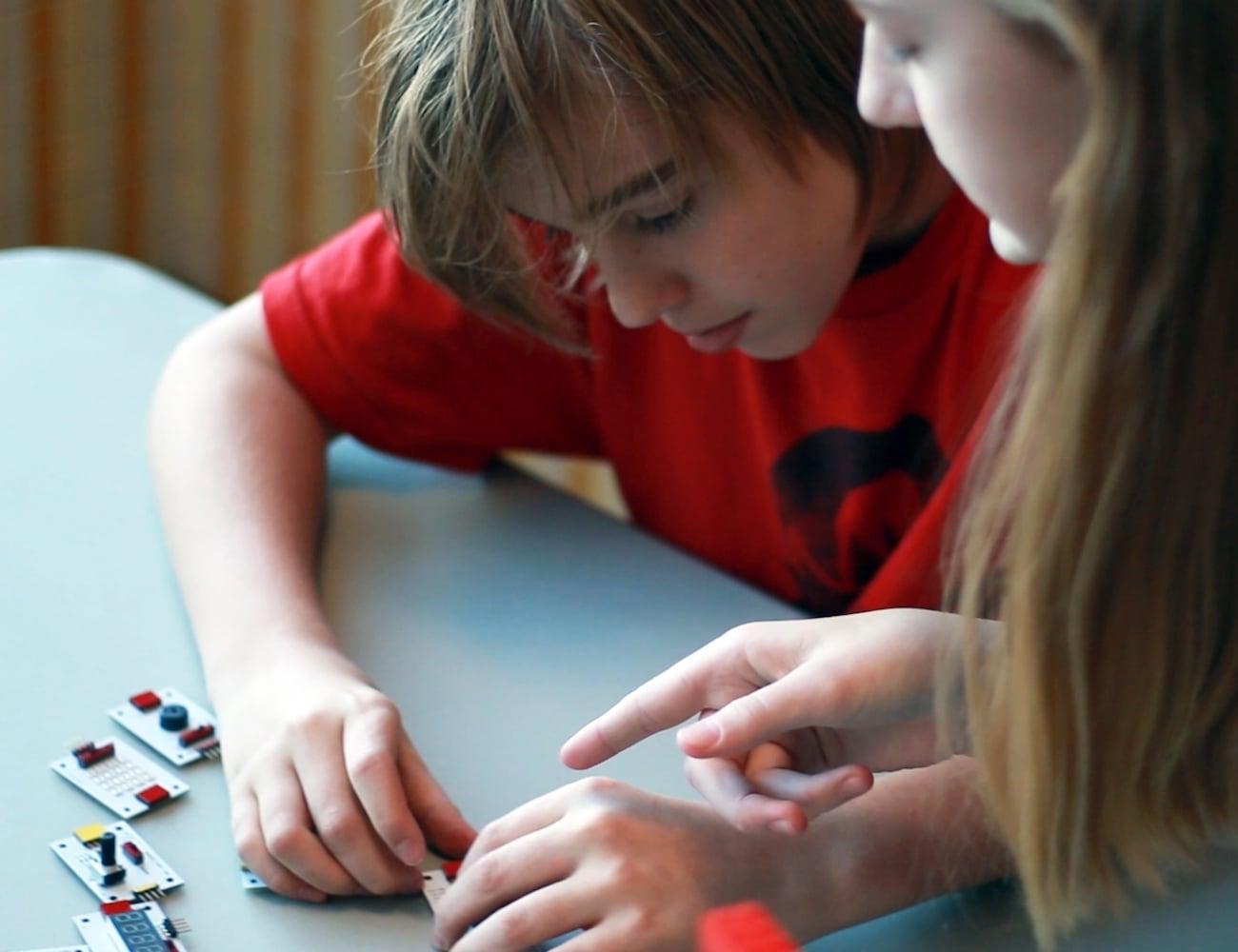iBrics Imagination Kit Intelligent Building Blocks
