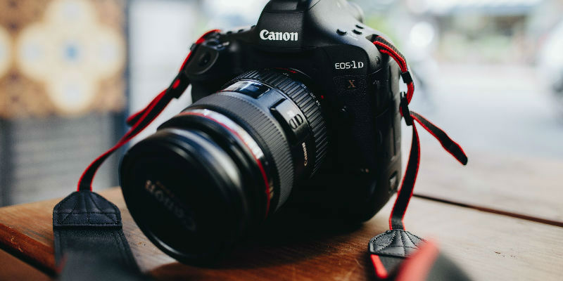 DSLR features