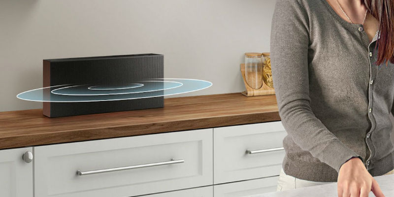 Wireless Hi-Fi Speaker