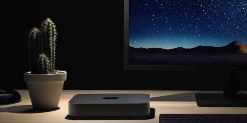 New Mac Mini design