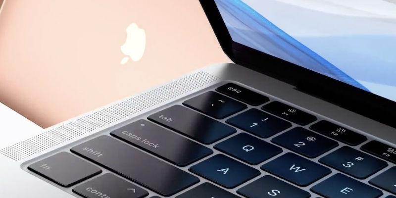 New MacBook Air design
