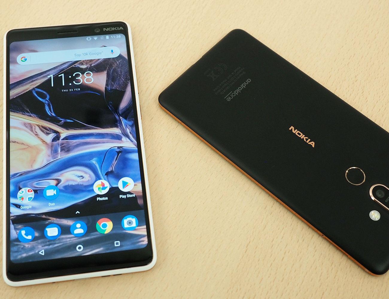 Nokia 7 Plus Smartphone » Gadget Flow