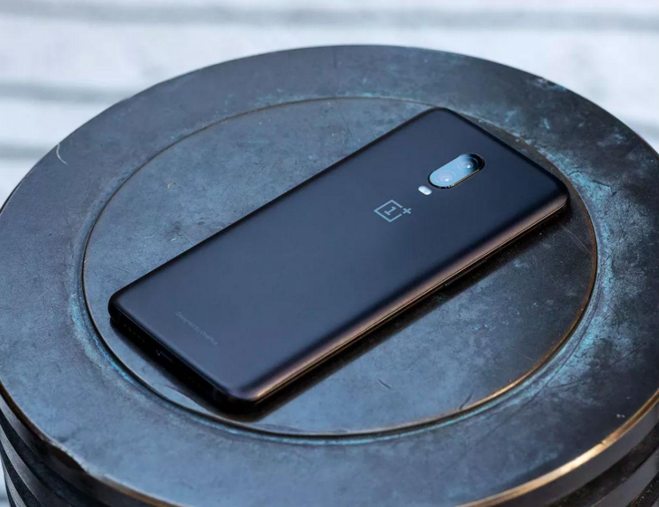 OnePlus 6T Smartphone